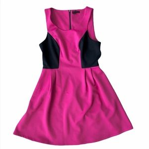 $10 Add On New Material Girl colour block dress